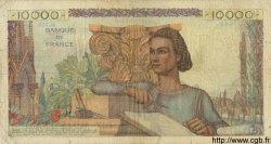 10000 Francs GÉNIE FRANÇAIS FRANCE  1946 F.50.09 TB