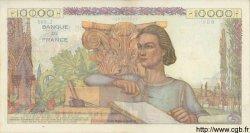 10000 Francs GÉNIE FRANÇAIS FRANCE  1950 F.50.27 SUP