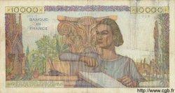 10000 Francs GÉNIE FRANÇAIS FRANCE  1950 F.50.32 pr.TTB