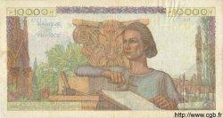 10000 Francs GÉNIE FRANÇAIS FRANCE  1951 F.50.48 TB+
