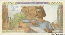 10000 Francs GÉNIE FRANÇAIS FRANCE  1952 F.50.59 pr.TTB