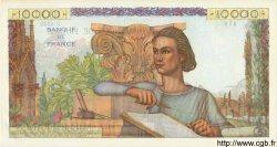 10000 Francs GÉNIE FRANÇAIS FRANCE  1953 F.50.64 pr.SPL