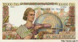 10000 Francs GÉNIE FRANÇAIS FRANCE  1955 F.50.73 TTB+