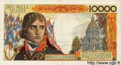 10000 Francs BONAPARTE FRANCE  1955 F.51.01 TTB+