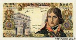 10000 Francs BONAPARTE FRANCE  1956 F.51.06 TTB+