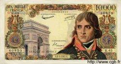 10000 Francs BONAPARTE FRANCE  1957 F.51.07 SUP