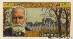 5 Nouveaux Francs VICTOR HUGO FRANCE  1959 F.56.00 SUP+ à SPL