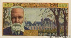 5 Nouveaux Francs VICTOR HUGO FRANCE  1959 F.56.03 TTB+
