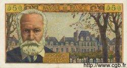 5 Nouveaux Francs VICTOR HUGO FRANCE  1961 F.56.06 SPL