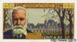 5 Nouveaux Francs VICTOR HUGO FRANCE  1964 F.56.16 pr.NEUF