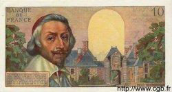 10 Nouveaux Francs RICHELIEU FRANCE  1962 F.57.20 pr.NEUF