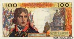 100 Nouveaux Francs BONAPARTE FRANCE  1960 F.59.05 TTB à SUP
