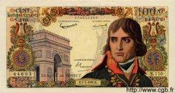 100 Nouveaux Francs BONAPARTE FRANCE  1961 F.59.10 SUP+