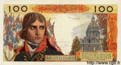 100 Nouveaux Francs BONAPARTE FRANCE  1961 F.59.11 SUP+