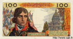 100 Nouveaux Francs BONAPARTE FRANCE  1962 F.59.13 TTB+ à SUP