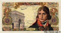 100 Nouveaux Francs BONAPARTE FRANCE  1962 F.59.15 pr.SUP