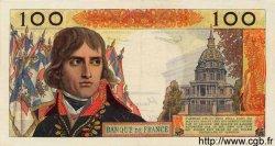 100 Nouveaux Francs BONAPARTE FRANCE  1962 F.59.16 pr.SUP