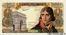 100 Nouveaux Francs BONAPARTE FRANCE  1963 F.59.23 pr.SUP