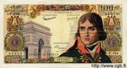 100 Nouveaux Francs BONAPARTE FRANCE  1964 F.59.25 pr.SUP