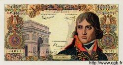 100 Nouveaux Francs Bonaparte FRANCE  1962 F.59bis NEUF
