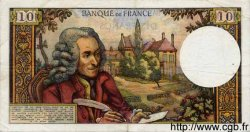 10 Francs VOLTAIRE FRANCE  1966 F.62.21 TTB
