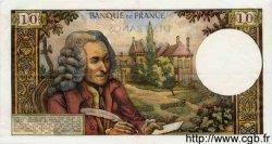 10 Francs VOLTAIRE FRANCE  1967 F.62.26 pr.SUP