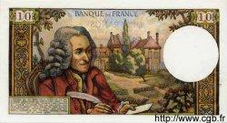 10 Francs VOLTAIRE FRANCE  1967 F.62.26 pr.SPL