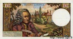 10 Francs VOLTAIRE FRANCE  1967 F.62.27 pr.SUP