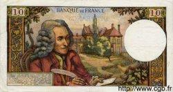 10 Francs VOLTAIRE FRANCE  1968 F.62.32 TTB+