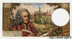 10 Francs VOLTAIRE FRANCE  1968 F.62.35 pr.SPL