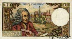10 Francs VOLTAIRE FRANCE  1970 F.62.43 TTB