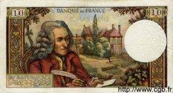 10 Francs VOLTAIRE FRANCE  1970 F.62.47 TTB