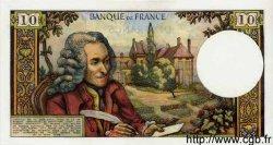 10 Francs VOLTAIRE FRANCE  1971 F.62.52 TTB