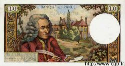 10 Francs VOLTAIRE FRANCE  1972 F.62.55 SUP+ à SPL