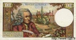 10 Francs VOLTAIRE FRANCE  1973 F.62.64 TTB