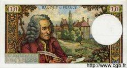 10 Francs VOLTAIRE FRANCE  1973 F.62.65 TTB+ à SUP