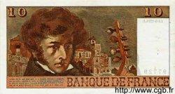10 Francs BERLIOZ FRANCE  1974 F.63.04 TTB+ à SUP
