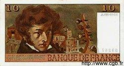 10 Francs BERLIOZ FRANCE  1974 F.63.07a pr.SPL