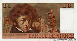 10 Francs BERLIOZ FRANCE  1977 F.63.23 SUP+