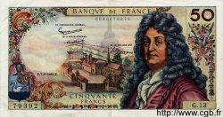 50 Francs RACINE FRANCE  1962 F.64.01 TTB+ à SUP