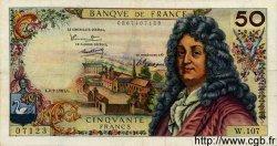 50 Francs RACINE FRANCE  1967 F.64.09 TTB+