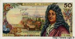 50 Francs RACINE FRANCE  1967 F.64.10 TTB
