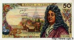 50 Francs RACINE FRANCE  1967 F.64.10 SPL+