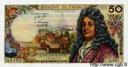 50 Francs RACINE FRANCE  1968 F.64.12 pr.SPL