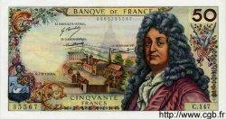50 Francs RACINE FRANCE  1969 F.64.14 pr.NEUF