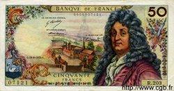 50 Francs RACINE FRANCE  1972 F.64.21 TTB+ à SUP