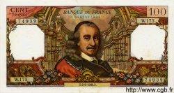 100 Francs CORNEILLE FRANCE  1966 F.65.13 SPL