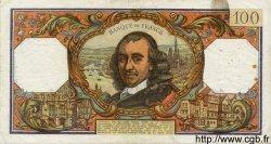 100 Francs CORNEILLE FRANCE  1970 F.65.31 TTB