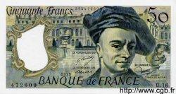50 Francs QUENTIN DE LA TOUR FRANCE  1979 F.67.04 pr.NEUF