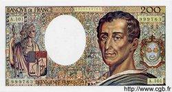 200 Francs MONTESQUIEU FRANCE  1992 F.70b.01 NEUF